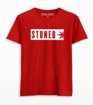 Stoned t shirt