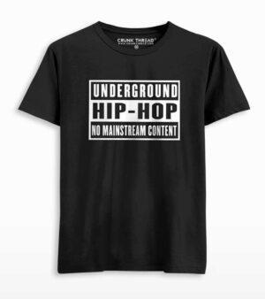 underground hiphop no mainstream