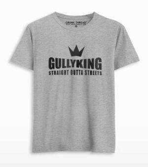gully king t shirt