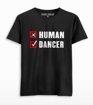 human dancer