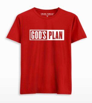 Gods plan T shirt