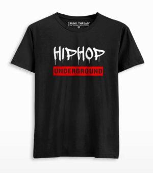 Hiphop underground t shirt
