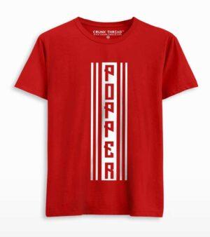 popper t shirt