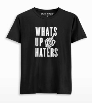 whatsup haters