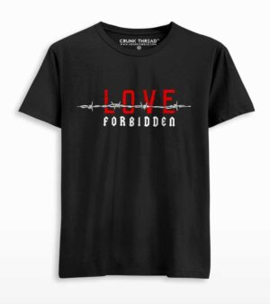 Love Forbidden T-shirt