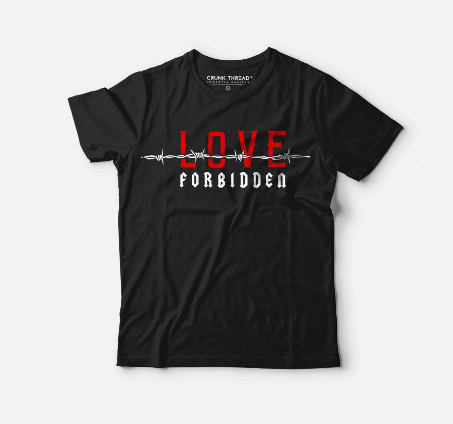 Love Forbidden T-shirt