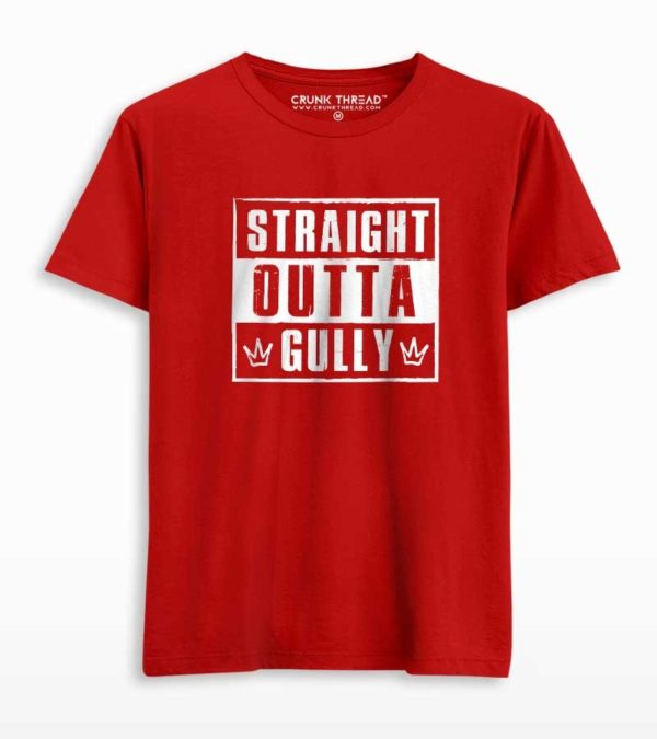 Straight Outta Gully T-shirt