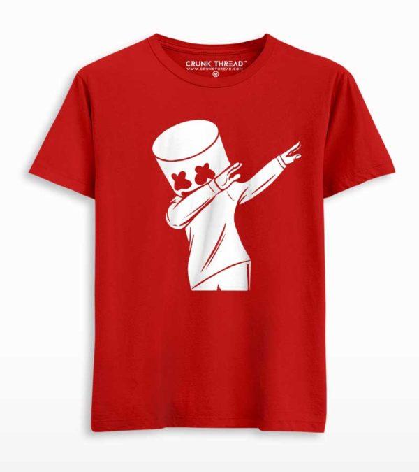 Dab Marshmello T-shirt