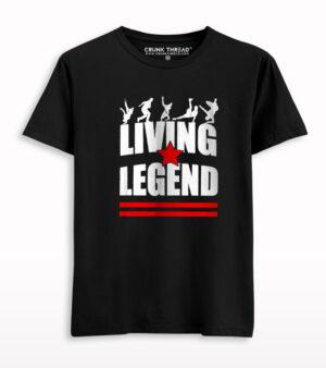 Living legend Printed T-shirt